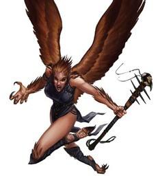 HarpyLeader